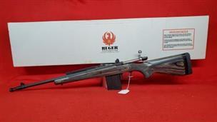 Ruger Gunsite Scout 308 Bolt Action Rifle - 16 5